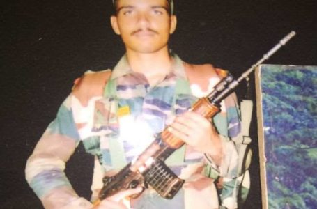 हिमस्खलन की चपेट में आने से हिमाचल का एक सैनिक शहीद ।