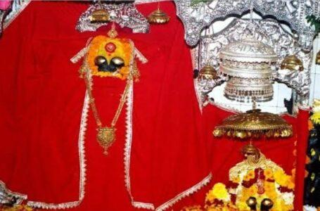 नयना देवी पहुंचा एक डॉग स्क्वायड और बम निरोधक दस्ता,पूरे मंदिर क्षेत्र का निरीक्षण किया गया
