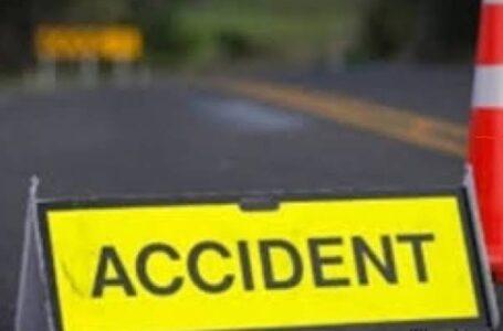 रजेरा-गगला मार्ग पर कार दुर्घटनाग्रस्त होने से दो की मौत दो घायल