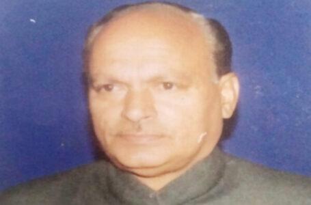 हिमाचल के पूर्व मंत्री मोहनलाल का निधन